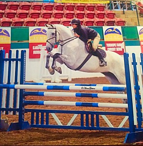 "Lilly and ""Seaside Riviera"" - High Children's Jumpers, Duke Jump for the Children's AA"